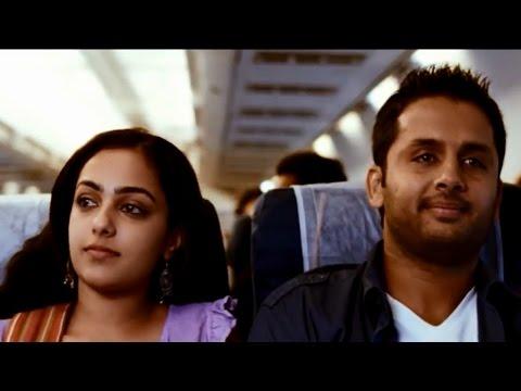 Ishq Telugu Full Movie Part - 07/14 || Nithin, Nitya Menon