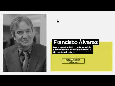 """Francisco Álvarez en el """"Focus Pyme Enrédate: encuentro empresarial y de networking"""" 30/[;;;][;;;]"""