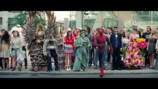 THE AMAZING SPIDER MAN 2  Official Lights, Camera, Action! Featurette 3
