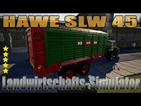 HAWE SLW 45 UMBAU v1.0.0.0