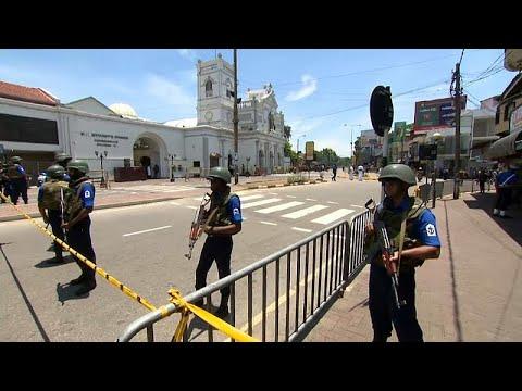 Sri Lanka: Konsequenzen bei der Polizei nach den Ansc ...