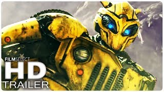 Video BUMBLEBEE Trailer (Transformers 2018) MP3, 3GP, MP4, WEBM, AVI, FLV Juni 2018