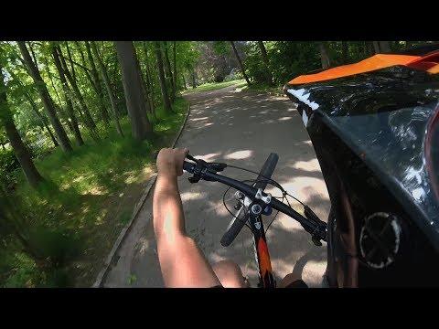 DOWNHILL/FREERIDE   CHEMNITZ   Team Mountainbiker (видео)