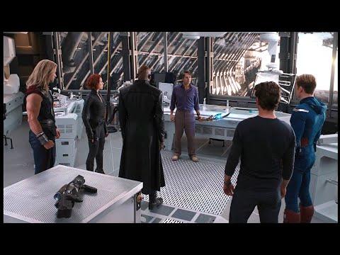 Avengers Angry Argument Scene - The Averages 2012 movie scene