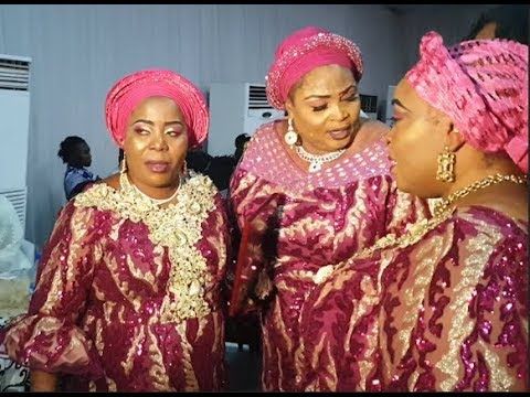See Jide Kosoko, Fali Werepe And Other Top Celebrities Enjoys Themselves At City People Award