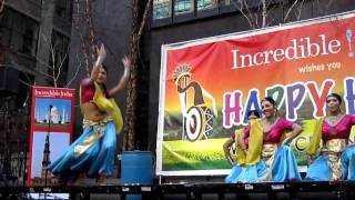 Download Lagu Bollywood Dancers at Holi Festival in NYC March 20, 2011 Mp3