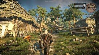 "The Witcher 3: Wild Hunt ""Downwarren"" Gameplay Teaser"