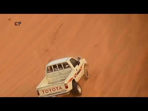 Only for motor heads junkies, driving  Insane and crazy in the desert