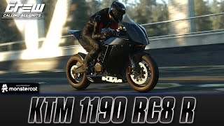 5. The Crew Calling All Units: KTM 1190 RC8 R | Customization + Test Drive (Perf + Circuit Spec)