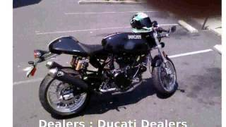 10. 2009 Ducati SportClassic Sport 1000 Biposto  Engine Top Speed