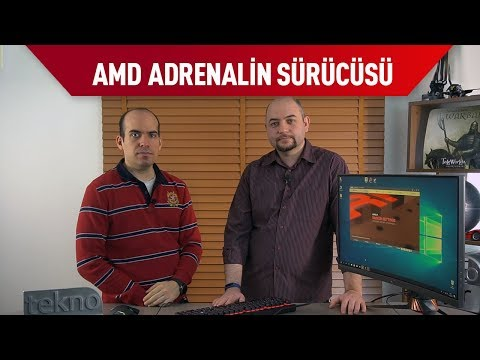 AMD Radeon Software Adrenalin Edition Sürücü İncelemesi