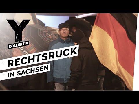 Wie Pegida und Rechte in Sachsen durch schweigende Mitte gestärkt werden