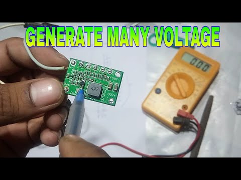 Voltage modular modification for different type of value