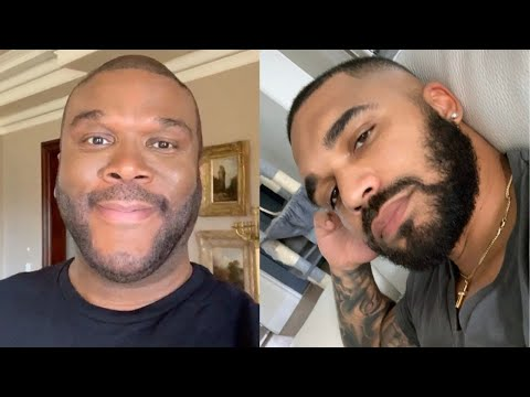 Actor Tyler Lepley Finally Opens Up About His Secret Gay Relationship with Tyler Perry