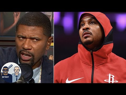 Video: Carmelo Anthony's experiencing his 'lost tape years' – Jalen Rose | Jalen & Jacoby