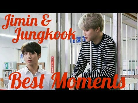 Jimin and Jungkook Unforgettable Moments