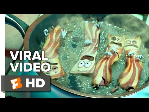 Sausage Party TV SPOT - Save the Sausage (2016) - Seth Rogen Movie (видео)