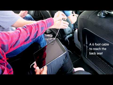 Learn about the Belkin Road Rockstar 4 USB Port Car Charger