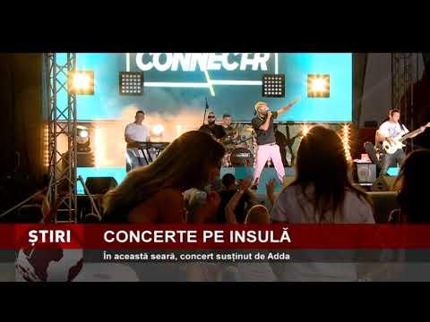 Noi concerte pe Insula Fundeni
