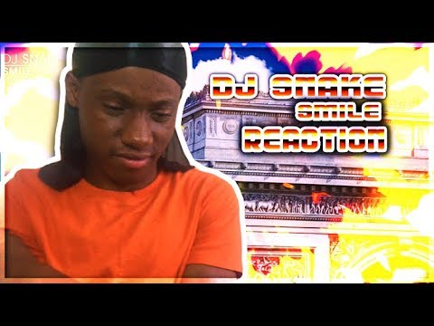 DJ Snake - Smile Featuring Bryson Tiller | Reaction