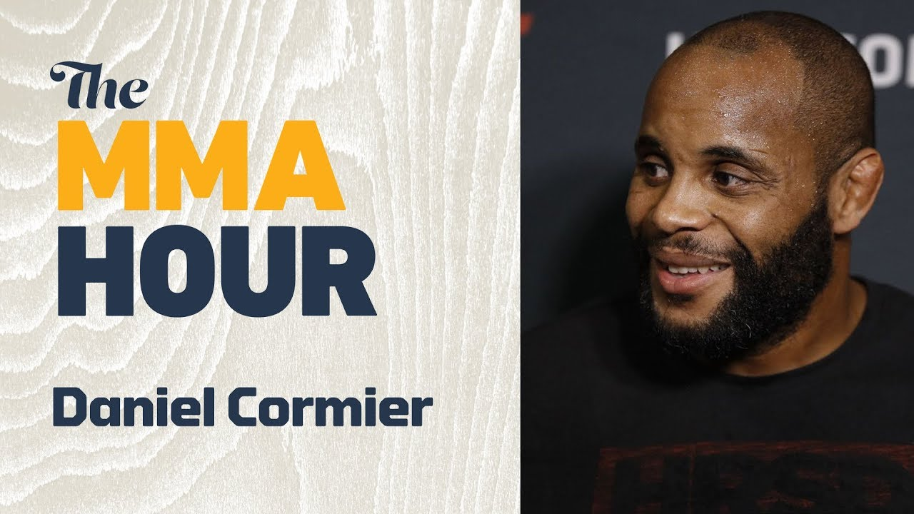Daniel Cormier Believes Win Over Stipe Miocic Could Make Him 'The Greatest Fighter Of All Time'