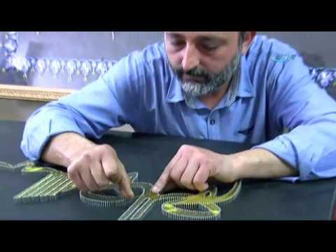 Ermeni Asıllı Kuyum Ustasından Çamlıca Camiine Dev Eser