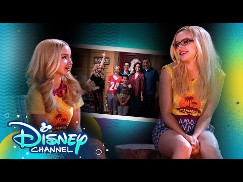 First and Last Scene of Liv and Maddie | Throwback Thursday | Liv and Maddie | Disney Channel