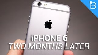 Apple IPhone 6: Two Months Later
