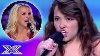 ▶︎'She's Good!' Britney Spears Reacts To Jennel Garcia's First Audition.▶︎Jennel Garcia gets Britney's vote singing Paris, Ooh La La! X Factor Global brings together the very best acts from around the world, keeping you up to date and ensuring that you never miss a thing! Subscribe to X Factor Global: https://www.youtube.com/user/xfactorglobalWatch more X Factor Global videos: https://www.youtube.com/user/xfactorglobal/videos