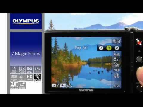 Olympus VR 310 Digital Camera