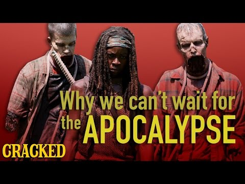 Why We Can't Wait for the Apocalypse – Today's Topic