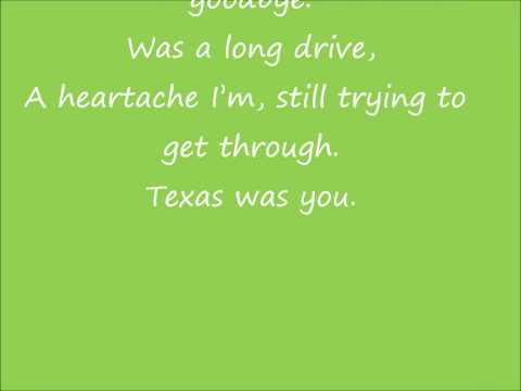 Tekst piosenki Jason Aldean - Texas Was You po polsku