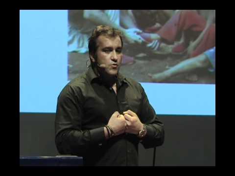 TEDxBasqueCountry - Bernard Mariette - Faire de l'argent en faisant du bien