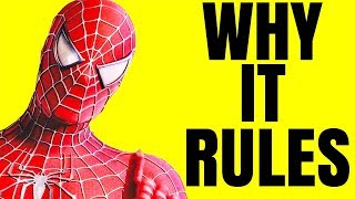 Sam Raimi's Spider-Man Trilogy - Better Than You Remember (Cosmonaut Variety Hour Response)