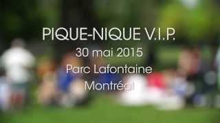 Pique Nique VIP Mai 2015