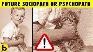 Video 5 Signs of a Future Sociopath or Psychopath MP3, 3GP, MP4, WEBM, AVI, FLV Juni 2019