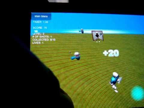 Video of Lacrosse Runner