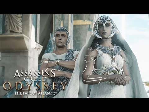 Assassin's Creed Odyssey THE FATE OF ATLANTIS Episode 3 Ending