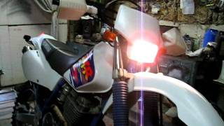 8. Yamaha TTR 250
