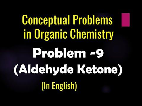Organische Chemie: Aldehyde Ketone - Hydrolyse von Acetalen