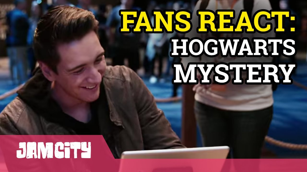 Watch 'Harry Potter' Actors, Fans Get Hype About 'Harry Potter: Hogwarts Mystery'