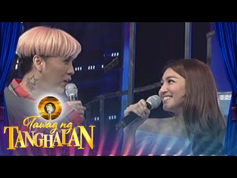 Tawag ng Tanghalan Vice admires Nadine Lustre
