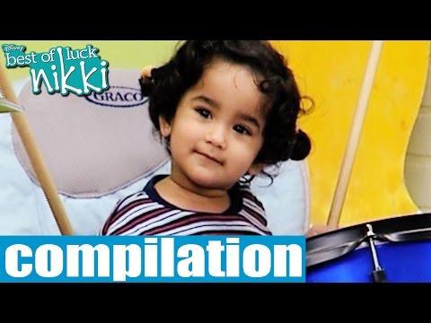 Best Of Luck Nikki | Episodes 19-21 Compilation | Season One | Disney India
