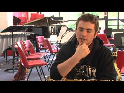 Behind the scenes - NYOS Jazz Summer School 2012