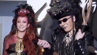 土屋アンナ、石井竜也/『ドラゴン・タトゥーの女』トークイベント