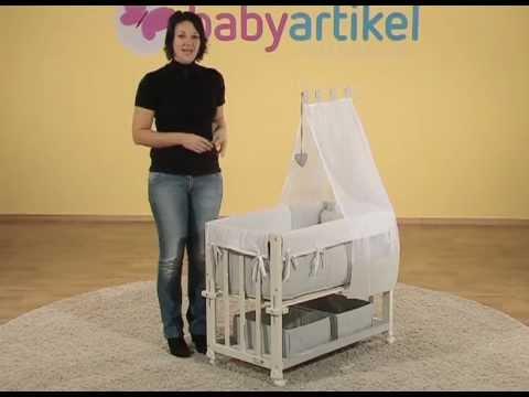 ROBA 4in1 Stubenbett Babysitter | Babyartikel.de