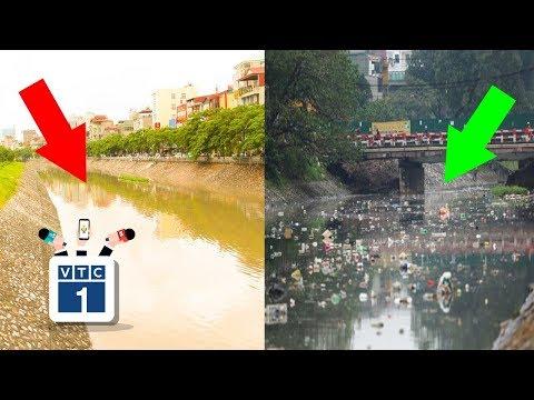 Bao giờ sông Tô Lịch sẽ sạch? - Thời lượng: 2 phút, 13 giây.