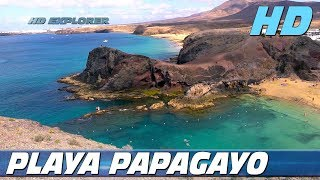 Lanzarote Spain  city photos gallery : Playa Papagayo - Lanzarote (Spain)