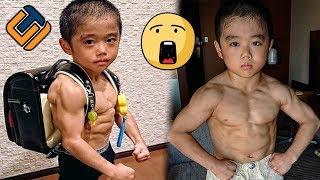 Video SUPER GILA..!!! Anak Ini Bodynya Bak Hulk Namun Gerakannya Lebih Cepat Dari Bruce Lee MP3, 3GP, MP4, WEBM, AVI, FLV Mei 2019