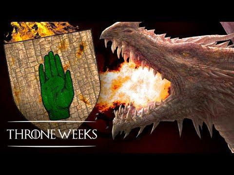 Game of Thrones: Alle ausgelöschten Häuser Von Westeros